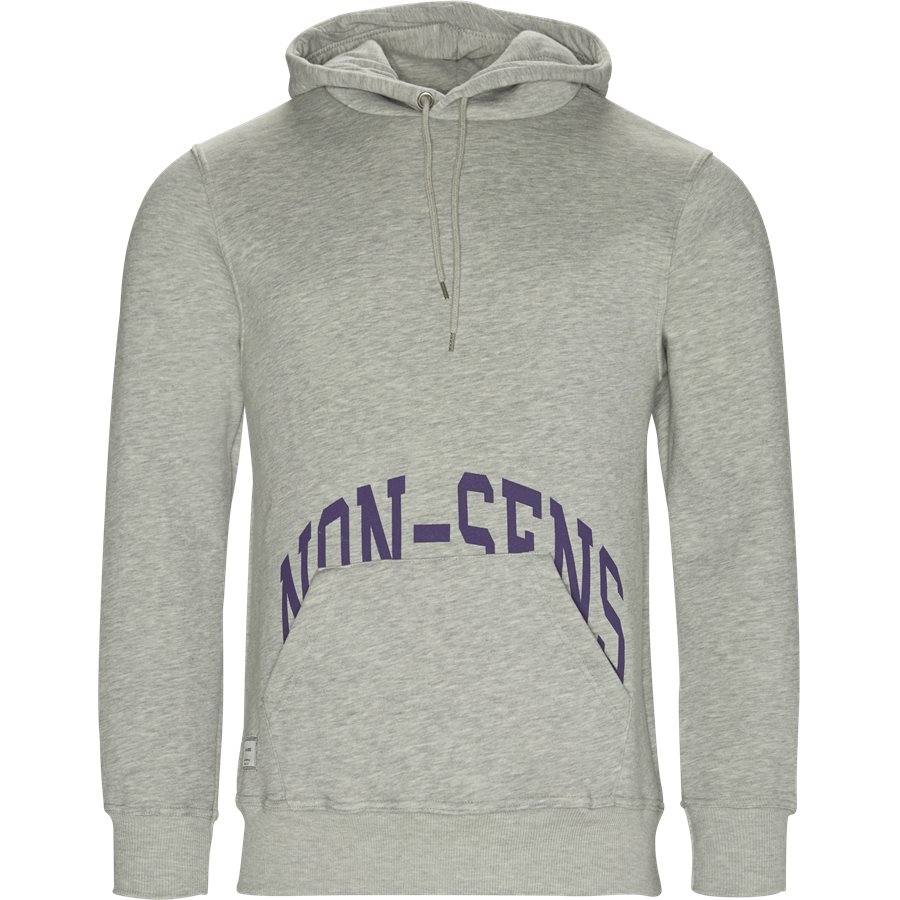 COLORADO - Colorado Sweatshirt - Sweatshirts - Regular - GREY MELANGE - 1